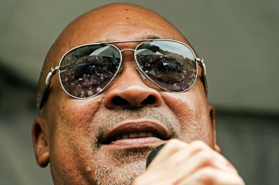 Desi Bouterse, former dictator and current president of Suriname