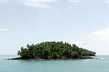 Devil's island, French Guyana
