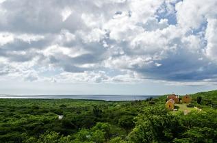 Plantation 'Kenepa' on the island of Curaçao