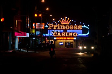 The Princess Casino in Paramaribo, Suriname